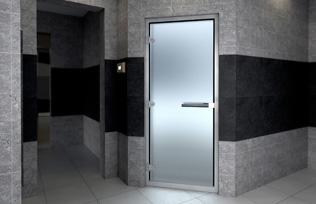 Дверь для парной